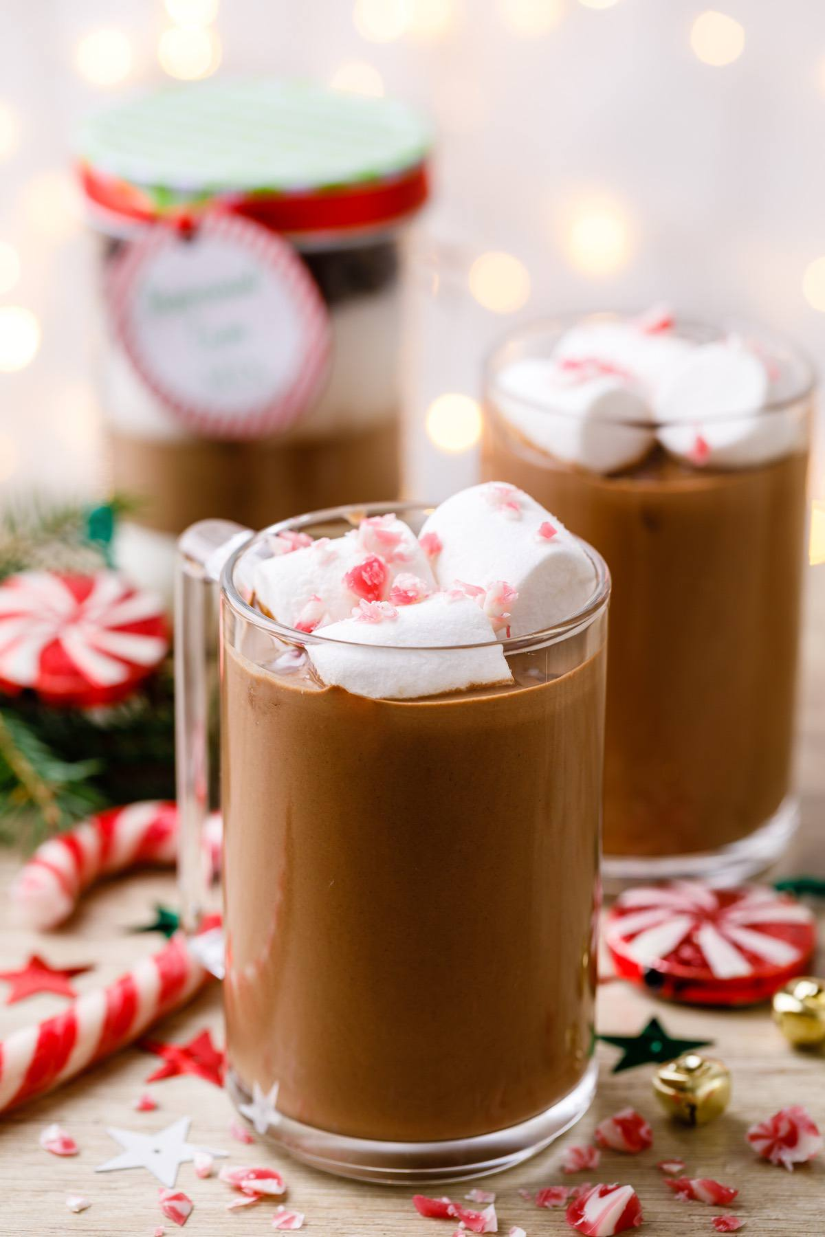Peppermint Hot Cocoa Mix