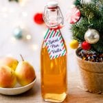 Pear Infused Vodka Gift