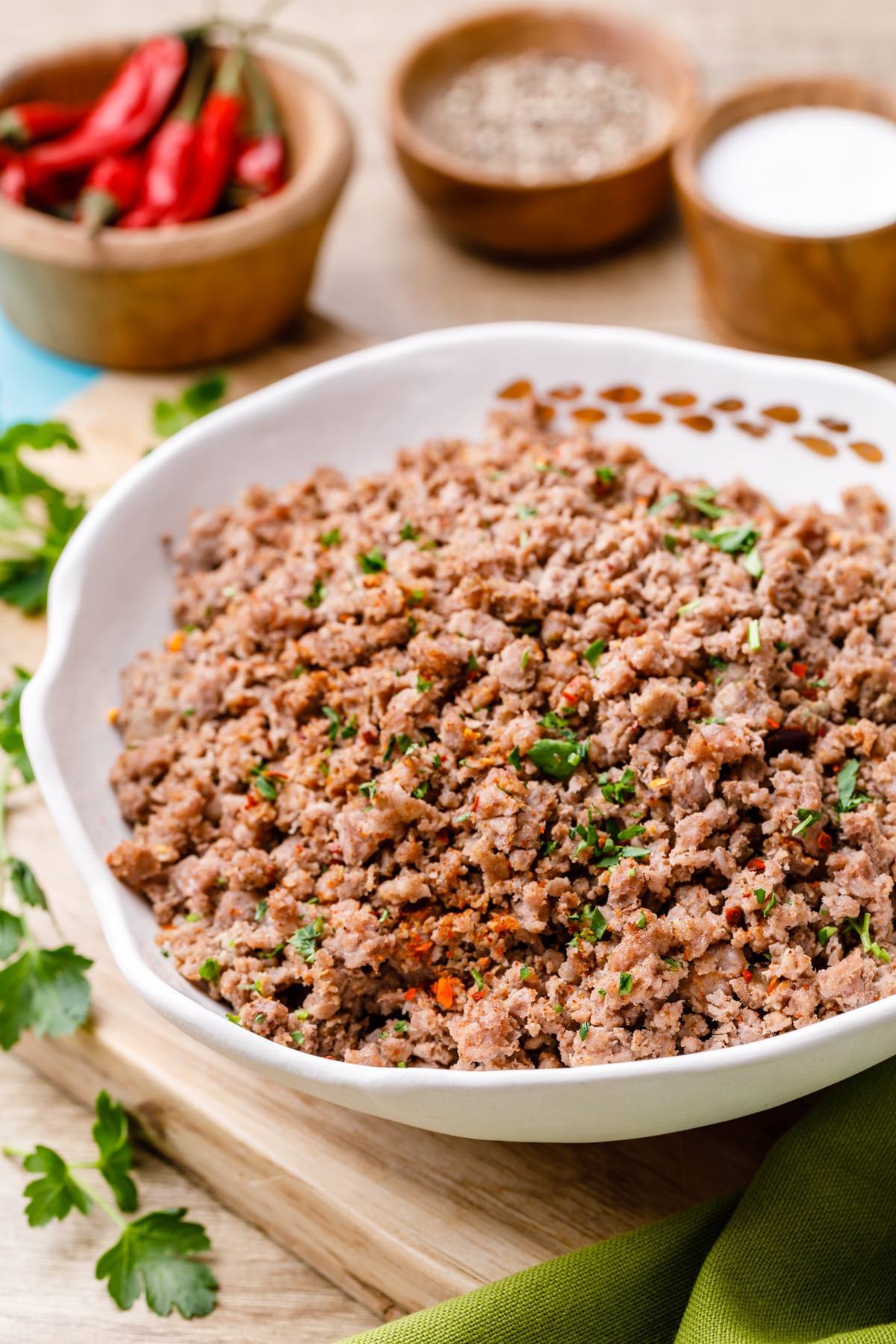 Instant Pot Ground Beef