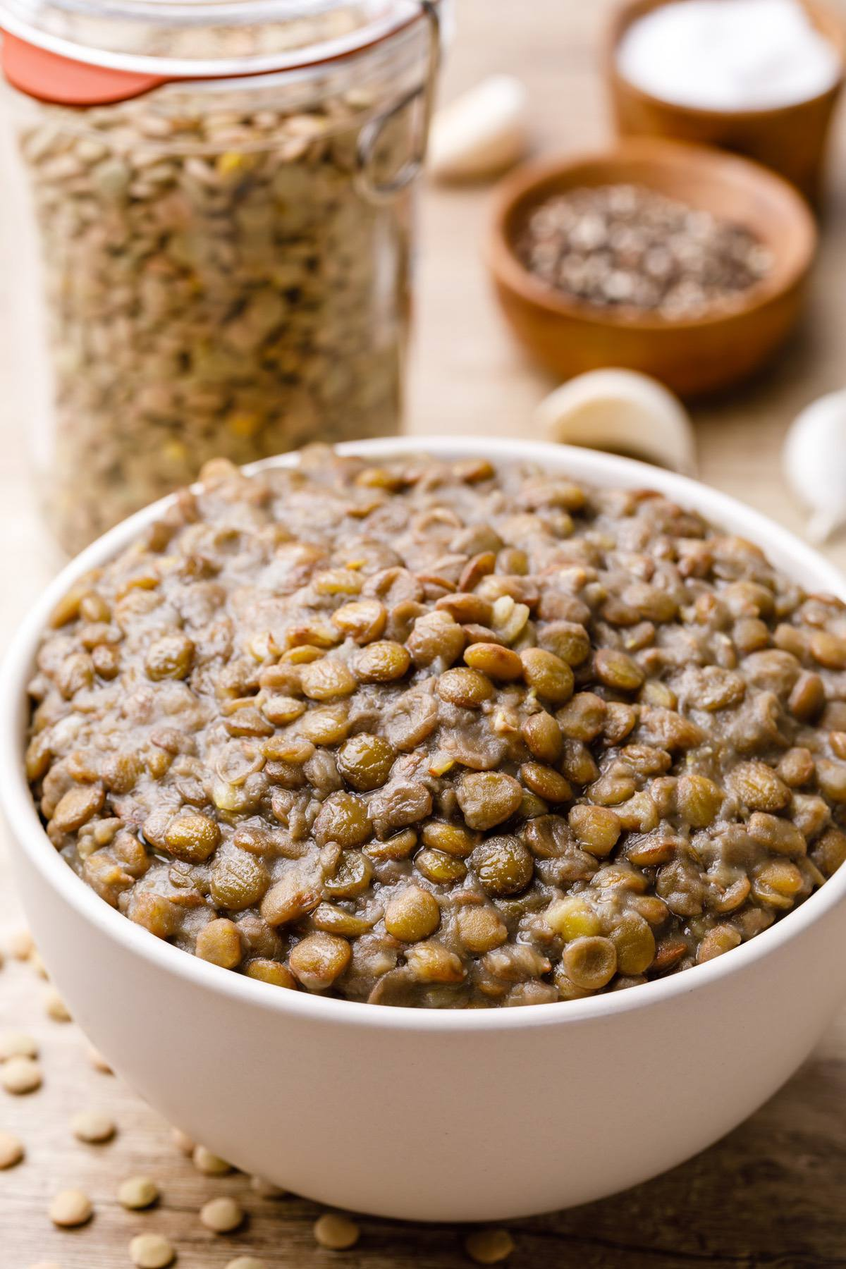 Instant Pot Lentils