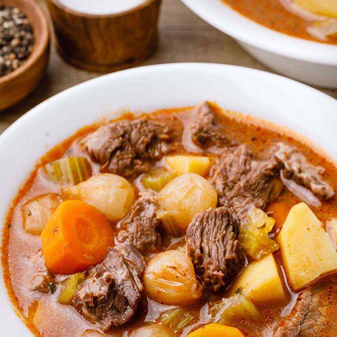 6-Ingredient Instant Pot Beef Stew