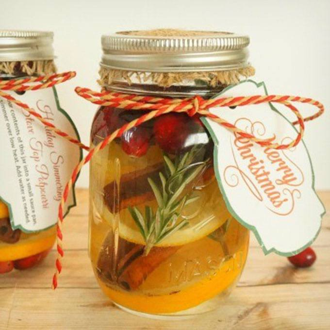 Diy Cranberry Orange Stove Top Potpourri