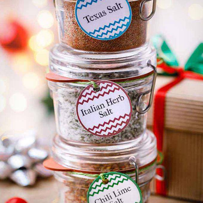 Diy Seasoned Salts