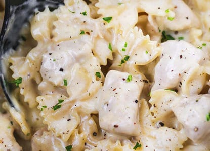 Instant Pot Chicken Mac and Cheese