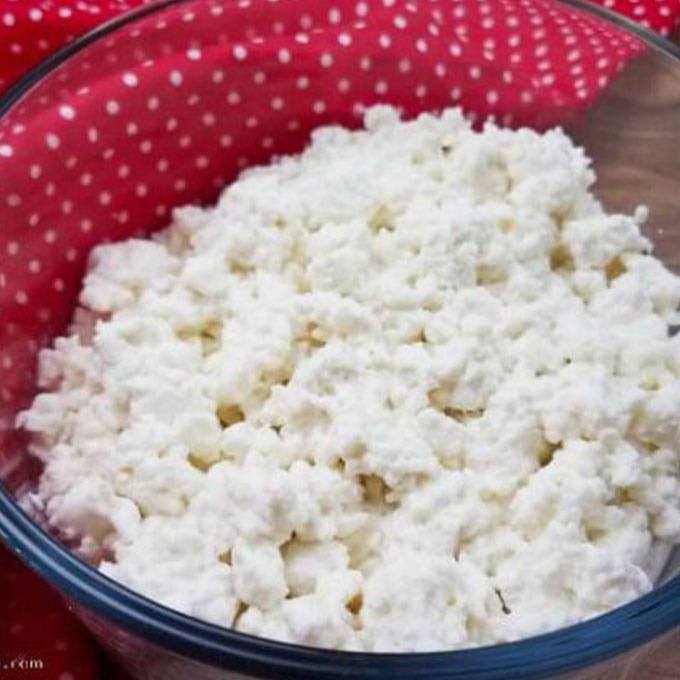 Instant Pot Cottage Cheese