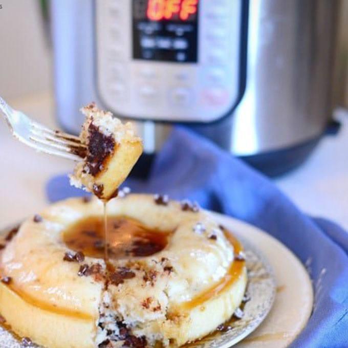 Instant Pot Pancakes