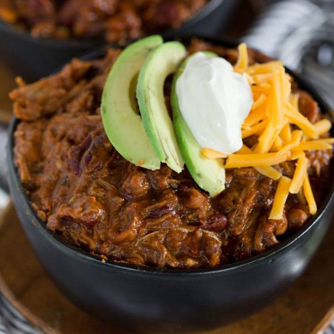 Instant Pot Short Rib Chili