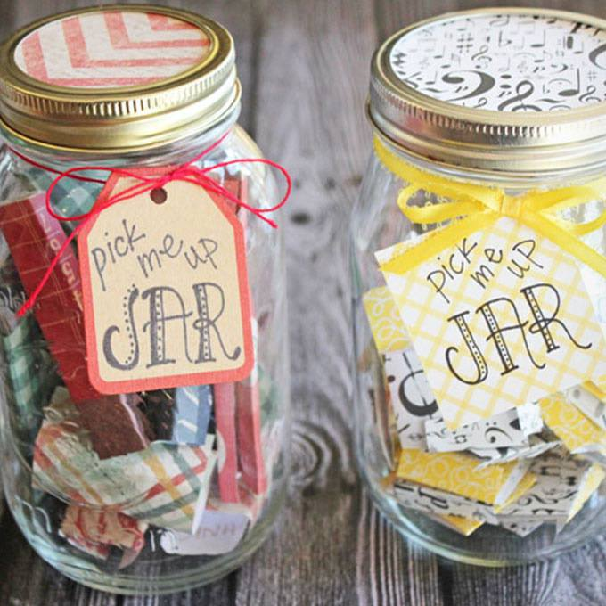 Pick Me Up Jars