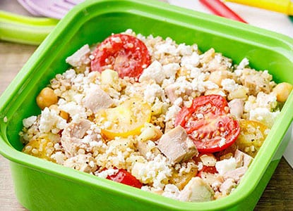 Protein-Packed Lunch for Kids with Nut Allergies