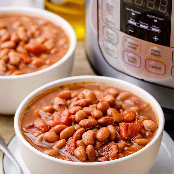 The Best Instant Pot Pinto Beans