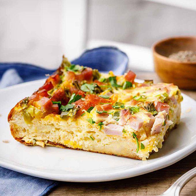 The Best Make-Ahead Breakfast Casserole