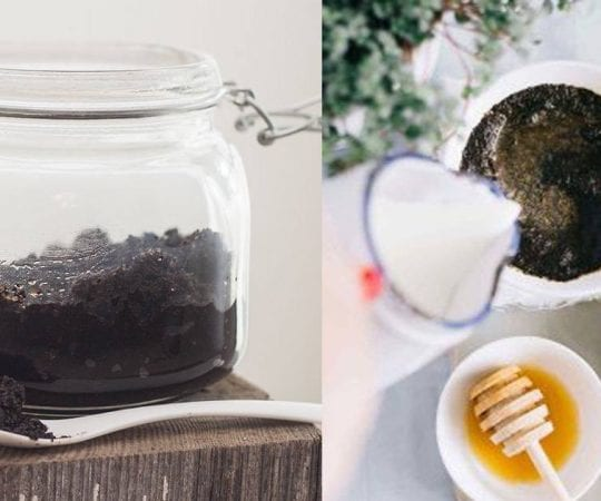 Diy Coffee Scrubs