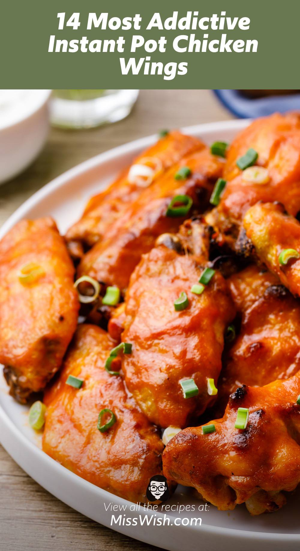 14 Most Addictive Instant Pot Chicken Wings