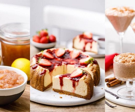 Instant Pot Dessert Recipes