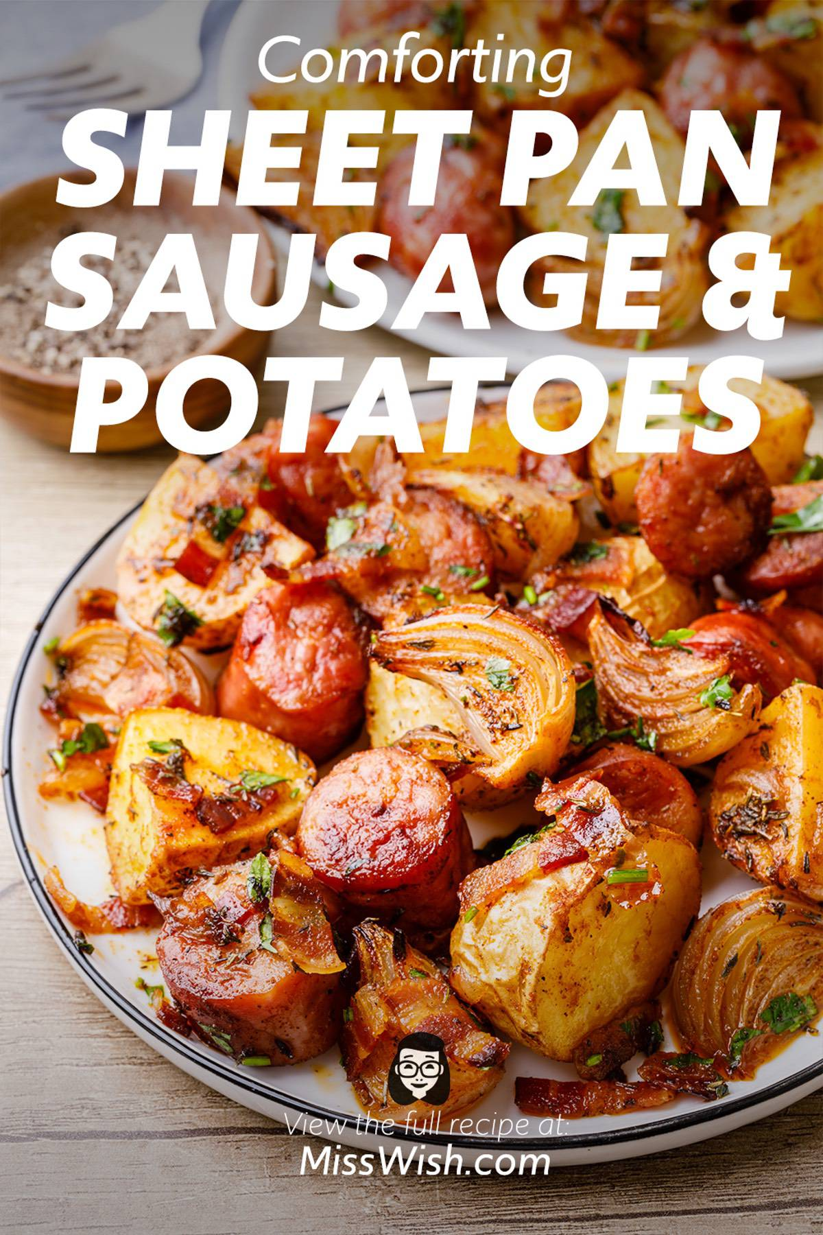 Comforting Sheet Pan Sausage And Potatoes for a Hearty Meal
