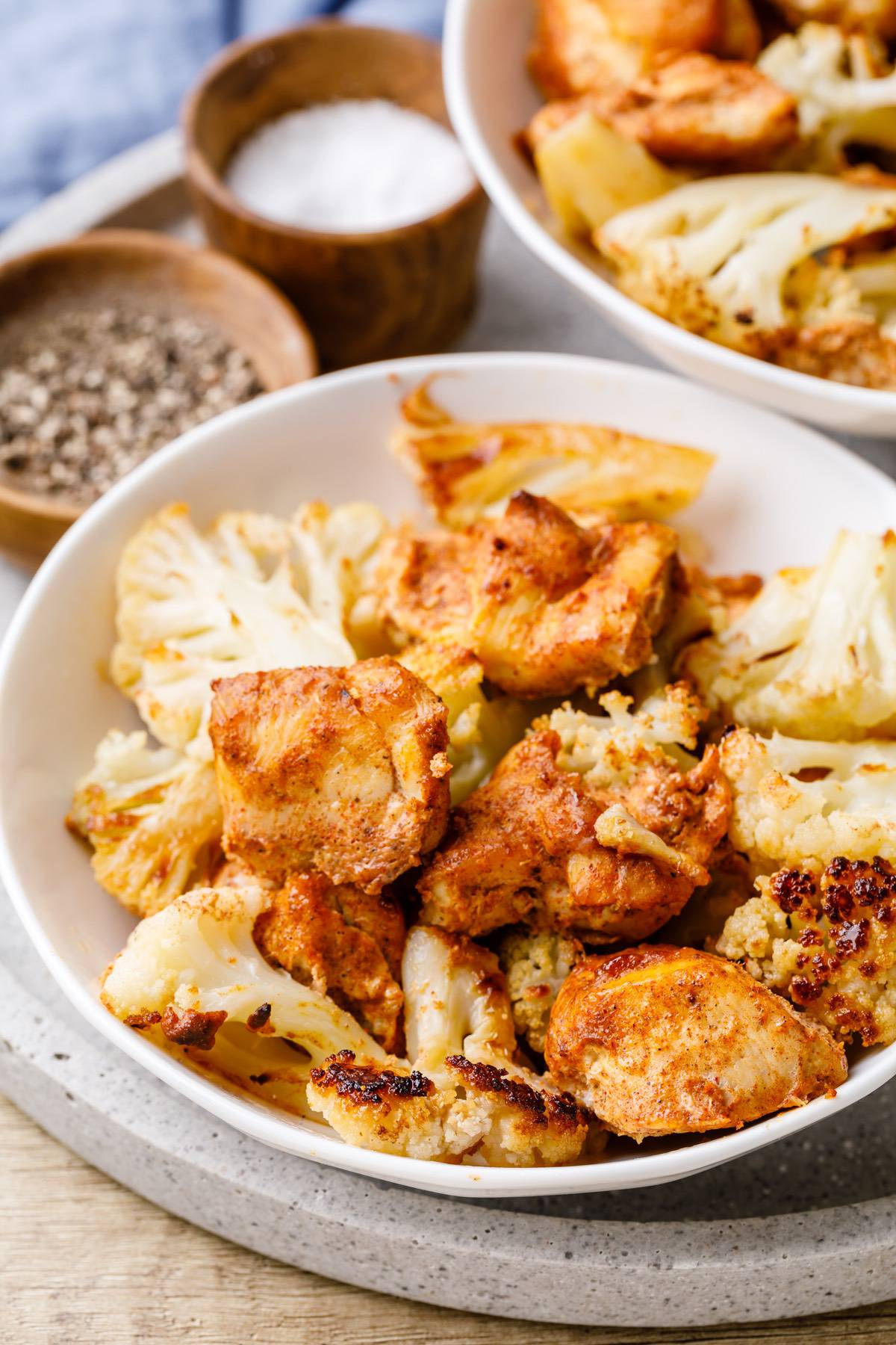 Baked Sheet Pan Chicken Tikka Masala Recipe