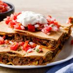 Baked Sheet Pan Quesadillas Recipe