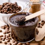 Coffee And Sugar Face Scrub