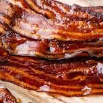 Honey Bacon In The Oven