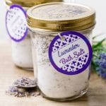 Lavender Epsom Bath Salt Recipe