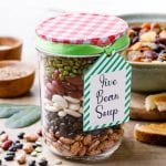 5 Bean Soup Mix Recipe