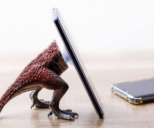 Dinosaur Phone Stand Gift For Dinosaur Lovers