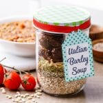 Italian Barley Soup Mix Recipe