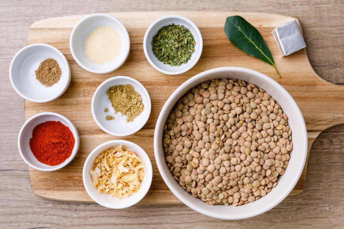 Lentil Soup Mix Recipe