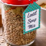 Lentil Soup Mix Recipe